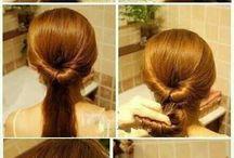 Hair up! - buns etc