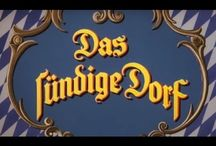 """Feature Film Footage at Framepool / Footage out of charming comedies of the 1950s in Germany. Keyword """"Heimatfilm"""" @ www.Framepool.com"""