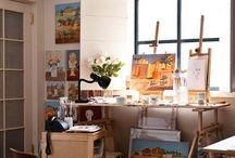 Studio Art Decor