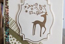 Dasher - Best Reindeer EVER / Dasher SU! stamp from Stampin' Up.