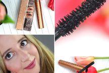 Mascara | Beauty / Wimperntusche, Mascaras, Mascara Vohrer Nachher Effekt