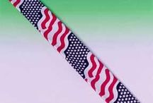 4th of July / Find a great selection of patriotic and 4th of July toys, novelties and party supplies here!