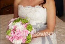 BRIDAL BOUQUET / Bridal Bouquet Collection by Flavia Bruni floral desegner