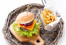 French Fry Baskets / Our french fry baskets are crafted from premium materials, they put a new spin on how a restaurant, caterer and home cook can serve french fries. You are going to be amazed by the quality and design of our french fry holders because they will highlight your fries like no other container as ever done!