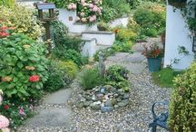Outdoor Spaces / Inspiration for the garden, patio, roof terrace or even just the window box...