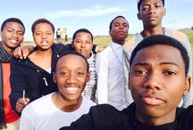 Friends/Dimpinchi/Skeem Saam / From Strangers to friends... I value this people for REAL!!