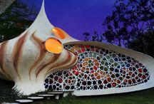Nautilus Giant Seashell House