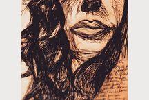 Desenhos e Poesias