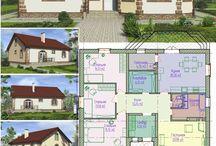 Планы дома мечты