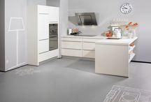 Moderne keukens / Strak en modern design.