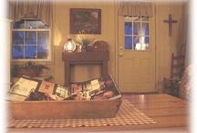 Oude interieurs
