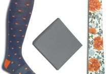 Ensembles - accessories for groom and groomsmen / Curated outfits for your next dapper event