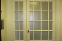 Frosted/Opaque Window Films / UV Rejection 99% - Privacy Film - Ideal For Glazed Partitions/Bathrooms