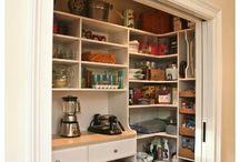 Pantry/ kitchen storage