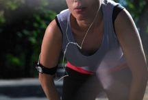 running. / by Ginnie Demske