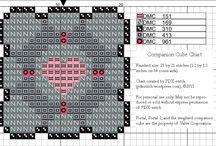 Needlecraft - free cross stitch charts / free cross stitch charts from across the interwebs