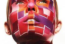 make-up geometrico