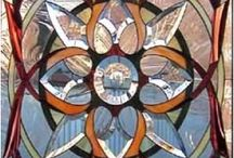 craft inspiration: stained glass