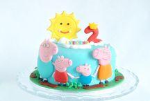 Tarta Peppa Pig 2 / MEM Cakes & Cookies