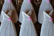 Wedding cookies design