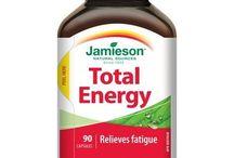 1 Recovery, Energy, Stamina