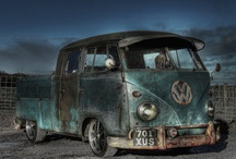 VW Rats and Vans / by pieter f.