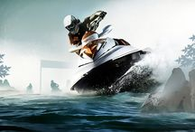 Boats and Watersports Concept Art / Check out this board with boats and watersports concept art from our games.