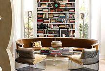Books & Libraries / by Frances Schultz