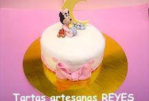 Tartas Disney / Tartas con los personajes de Disney