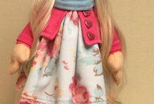 muñecas rusas.