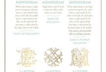 Monogram Gifts & Decor