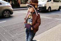 Munchkin Style / Kids fashion.