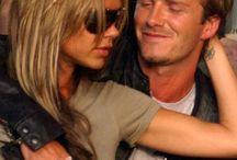 Beckhams family