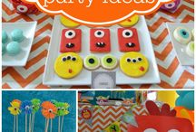 1st birthday ideas for Lukas