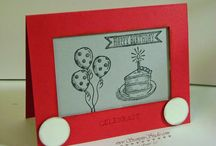 Stampin' Up! Sketched Birthday (RETIRED)
