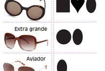 Rostos + gafas