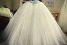 ball gown bling