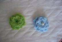 Kačenka a Sárinka / Háčkování, pletení, vyšívání, gumičkování