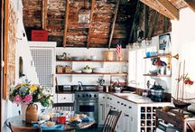 fave rustic kitchen