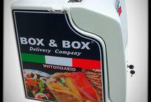 Σας παρουσιάζουμε το κουτί delivery HOT BOX / Το ισοθερμικό κουτι delivery HOT BOX είναι ειδικά σχεδιασμένο για να εξυπηρετεί όλες τις ανάγκες και απαιτήσεις των επιχειρήσεων εστίασης διανομής φαγητού και καφέ.