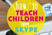 Online Language teaching