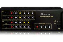 Amply karaoke Bonus PA-1100II