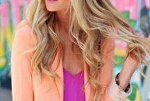Hair possibilities  / by Kristen Morgan