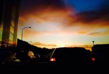 Sunsets / Photos I've taken using my iPhone 5 camera