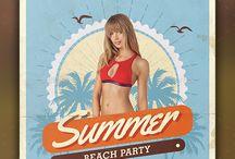 Лето постер