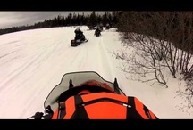 Snowmobiling in Maine / Show your favorite snowmobile photos