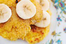 Breakfast goodies / by NickieAnn Tisue
