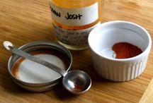 Recipes: Spice/curry powder blends / DIY curry