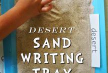 Deserts- Homeschool