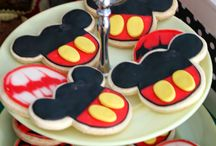 Fiesta de Mickey Mouse (ideas)